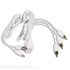 Card Reader   5 в 1 AV+USB+ SD Camera Connection  Kit для IPad 2